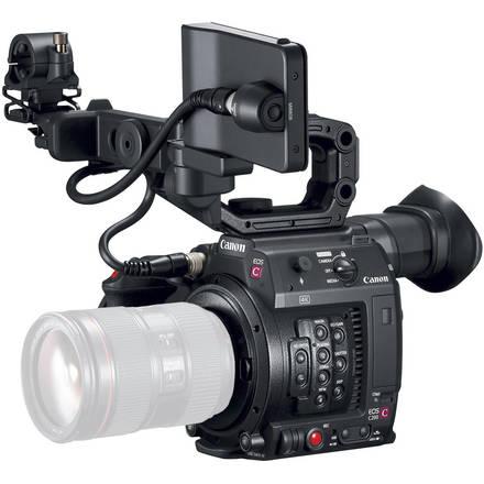 Canon EOS C200 Cinema Camera w/ extras (RAW Ready)