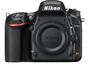 Rent: Nikon d750