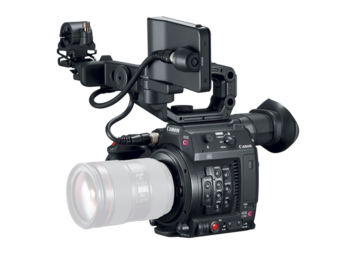 Rent: Canon EOS C200 Cinema Camera