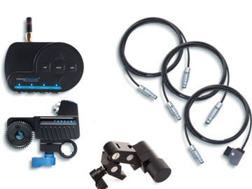Rent: Redrock Micro microRemote Handheld Bundle with flexCables