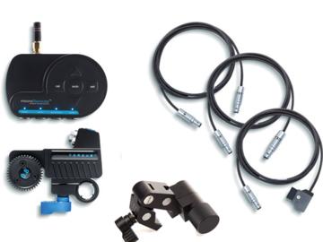 Redrock Micro microRemote Handheld Bundle with flexCables