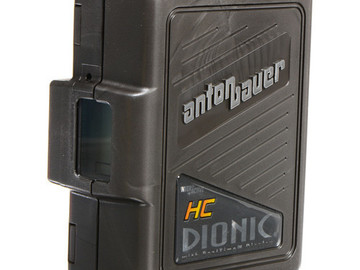 Rent: Anton Bauer DIONIC HC Battery