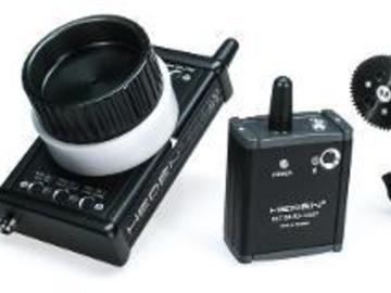Rent: Hedén Caret Wireless Follow Focus System