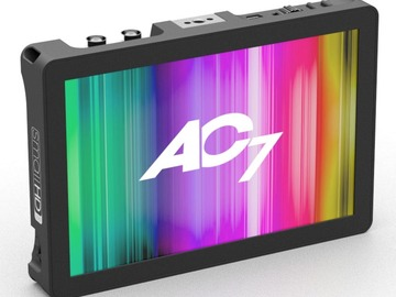 Rent: Small HD OLED AC7 - SDI, Dtap cable, batteries, cinelock