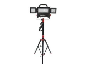Rent: LED Work Light With Stand