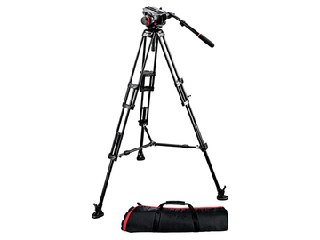 Rent: Manfrotto 546B Tripod with 504HD head