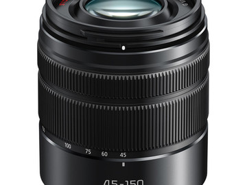 Rent: Panasonic 45-150mm f/4-5.6 Mega O.I.S. Lens