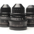 Rent: Zeiss Super Speed Mark I Lens Set