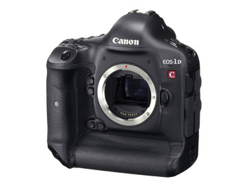 Rent: Canon EOS-1D C 4K with Cage Acts Dormire and Custom Power
