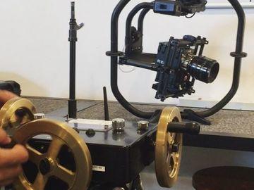 Rent: Walter Klassen Wheels for Ronin 2 and MōVI M10-M15-PRO