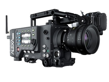 Rent: ARRI Alexa Plus 4:3 Camera Package