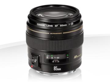 Rent: Canon 85mm 1.8 Lens