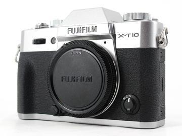 Rent: Fuji X-T10