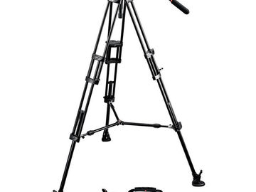 Rent: Manfrotto 504HD Tripod