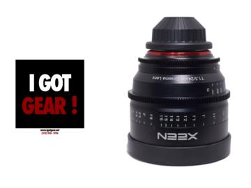 Rent: Xeen 24mm T1.5 Lens for PL Mount