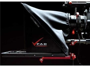 Rent: One Take Only PAD TELEPROMPTER w/ 15mm rails