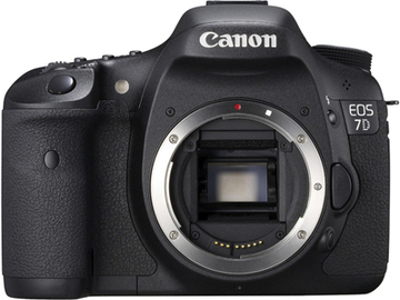 Rent: Canon EOS 7D SLR Camera Body