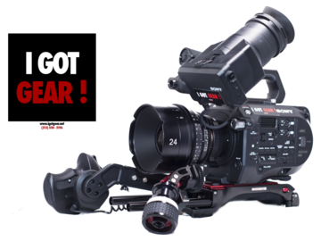 Rent: Sony FS7 Master Package - W/ FULL XEEN SET