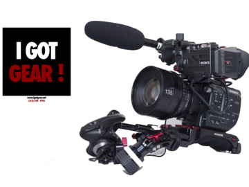 Sony FS5 Master Package