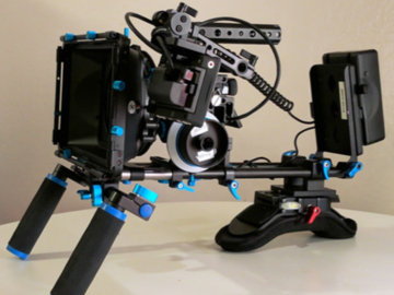 Rent: Sony Alpha a6300 Package- Camera, Lenses, Tripod