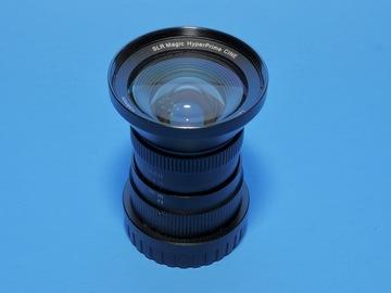 Rent: SLR Magic HyperPrime CINE 12mm T1.6 MFT Lens