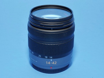 Rent: Panasonic Lumix G Vario 14-42mm f/3.5-5.6 MEGA O.I.S. Lens