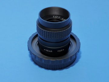 Rent: SLR Magic 26mm f/1.4 MFT Toy Lens