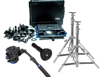 Rent: Dana Dolly Universal Rental Kit (Optional Fluid Head)