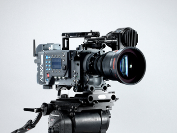 Rent: ARRI Alexa Plus 4:3 - Anamorphic, High Speed, RAW, AKS
