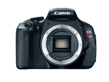 Rent: Canon EOS Rebel T3i