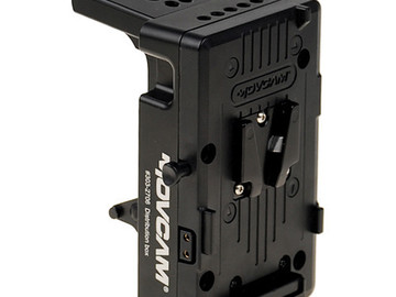 Rent: Movcam V-Mount Battery Adapter for FS7