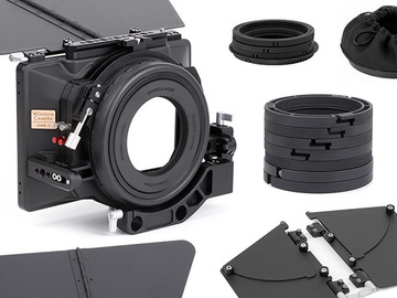 Rent: Wooden Camera Universal Mattebox