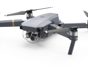Rent: DJI Mavic Pro Kit- ND filters, 4 batteries, launch pad, more