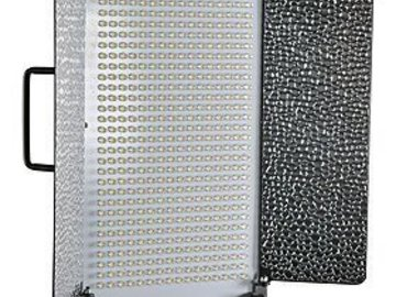 Rent: X3 Fancier Studio 500CT Dimmable LED Panel's and Stands