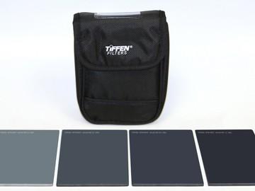 Rent: Tiffen ND Filter Set (.3,.6,.9,1.2)