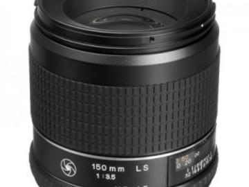 Rent: Mamiya 150 mm Leaf Shutter Lens