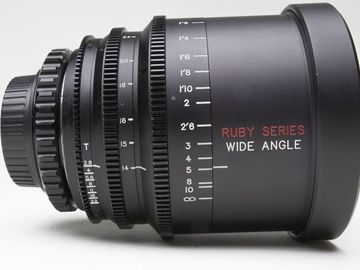 Rent: Focus Optic Ruby 14-24mm T2.8 PL Zoom