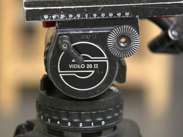 Rent: Sachtler Video 20 Tripod