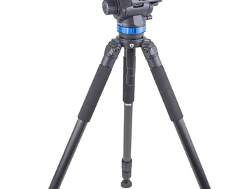Rent: Benro S8 Tripod with Carbon Fiber Induro Legs