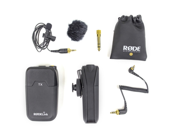 Rent: Rode RodeLink Wireless Filmmaker Kit