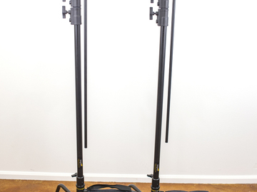 Rent: Impact Turtle Base C-Stand Kit - 10.75'