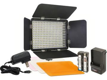 Rent: Vidpro LED-330 LED Light Kit