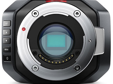 Rent: Blackmagic Design Micro Studio Camera 4K