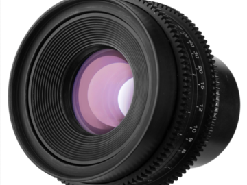 Rent: Vintage Schneider  Xenon PL Lens set - 28/35/50/75 all F2