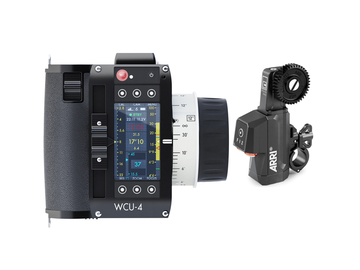 Rent: Arri WCU-4 Single Channel - Ready for All Cameras