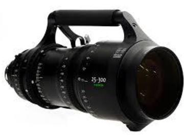 Rent: Fujinon 25-300mm T3.5 Cabrio Zoom