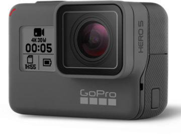 Rent: GoPro HERO5 Black and GoPro Karma Grip