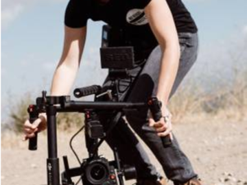 Rent: DJI Ronin-MX 3-Axis Gimbal Stabilizer With Cinemilled