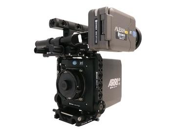 Rent: ARRI Alexa Mini Package + EF or PL + WCU-4 included