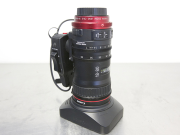 Rent: Canon CN-E 18-80mm T4.4 COMPACT-SERVO Zoom Lens (1 of 2)